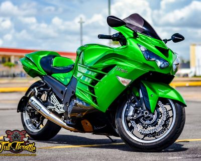 2012 Kawasaki Ninja ZX -14R Supersport Houston, TX