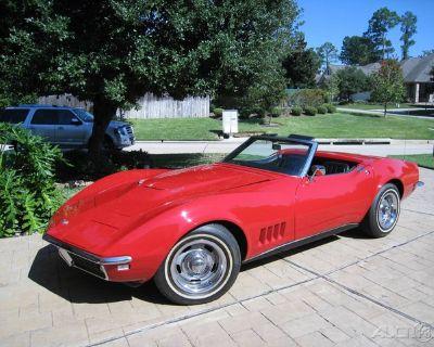 1968 Chevrolet Corvette L-36 Convertible