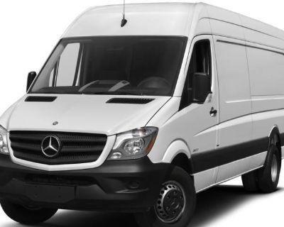 2015 Mercedes-Benz Sprinter Cargo Van 3500