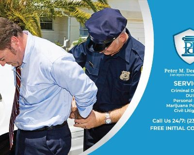 Local Personal Injury Attorney in Fort Myers