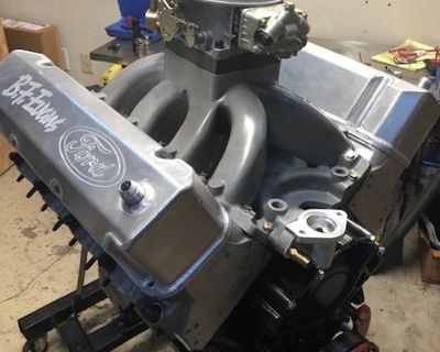 532 Ford New Build - 870 hp on pump gas