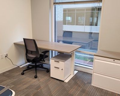 Private Office for 1 at Office Evolution Arlington-Rosslyn
