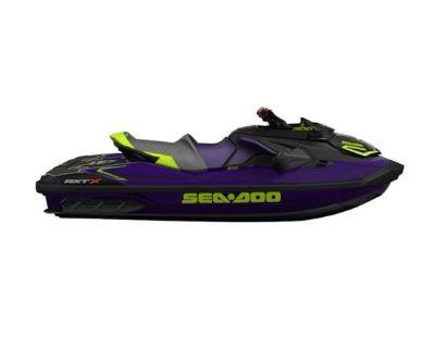2021 Sea-Doo RXT -X 300 Midnight Purple