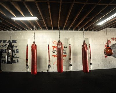 Boxing gym with style and personality, set in the heart of Manhattan Beach!, Manhattan Beach, CA