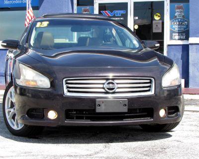 2013 Nissan Maxima 4dr Sdn 3.5 SV