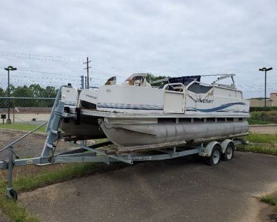 Fort Polk Summer MWR Auction! Pontoon Boat, Shipping Containers, Fitness Equipment, Pedal Boats and