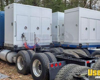 Diesel Kenworth  Tractor w/ Crawford Studio Generator