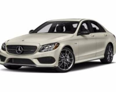 2018 Mercedes-Benz C-Class C 43 AMG 4MATIC Sedan