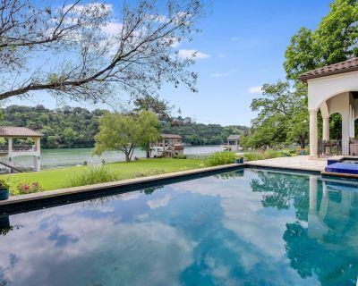 ABOVE AUTOGRAPH | LUXURY LAKE FRONT I POOL/SPA I LAKE DECK/SLIP - Lower Basin Lake Travis