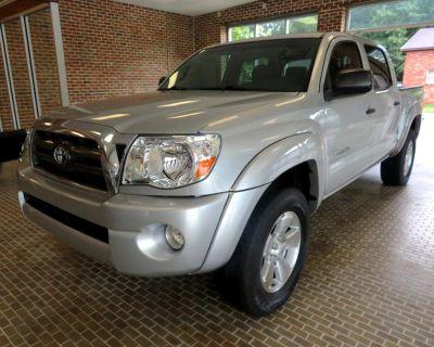2010 Toyota Tacoma 4WD Double V6 MT (Natl)