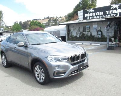2017 BMW X6 sDrive35i Sports Activity Coupe