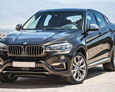 2019 BMW X6 50i