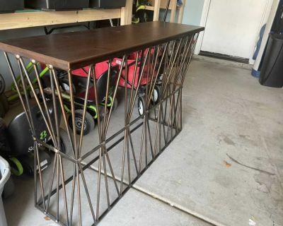 Entry table or couch table