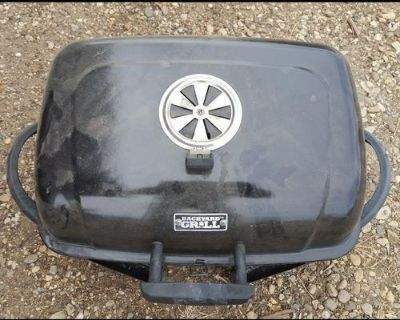 $15 OBO Charcoal grill