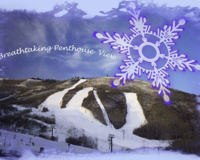 Walk to Slopes - Luxury Duplex Penthouse at Park City Resort Base - Downtown Park City