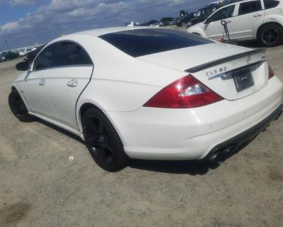 2008 Mercedes CLS63 AMG full part out