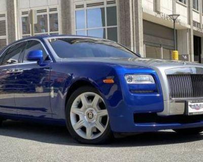 2012 Rolls-Royce Ghost Standard