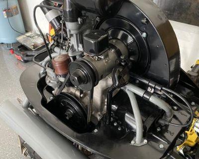 Rebuilt 25hp motor March 52