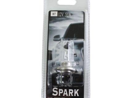New Spark 1x H7 12v 55w Replacement Auto Driving Headlight Fog Light Bulb