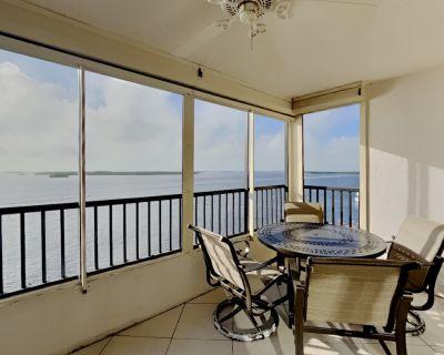 Punta Rassa - Unit 404 | Furnished Waterfront Condo - Punta Rassa