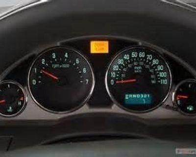Buick Rendezvous 2003, 2004, 2005, 2006 Instrument Gauge Cluster Repair