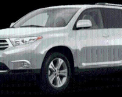 2011 Toyota Highlander Highlander V6