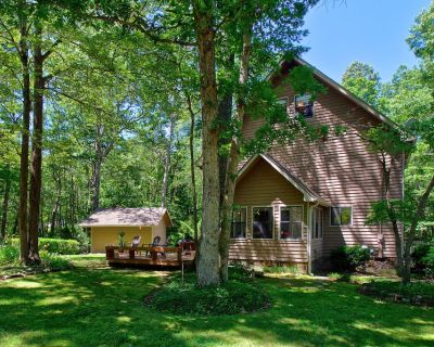 Cozy cabin in the woods! 5 Min. to Cloudland Canyon 30 min to Chattanooga! - Rising Fawn