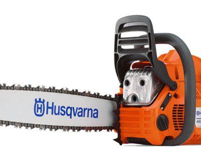 Husqvarna Power Equipment 460 Rancher 24 in. bar Chain Saws Cumming, GA