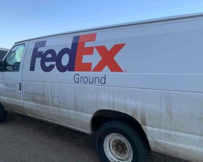 We are a local FedEx ground contractor looking for part time drivers that could de