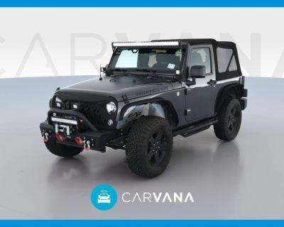 2017 Jeep Wrangler Big Bear