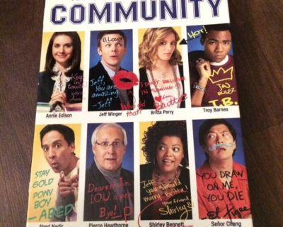 Community season one DVD