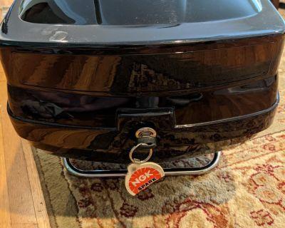 FS Motorcycle Vintage Luggage Case Box CB CB350 CB550 CB750
