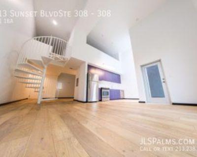 1313 1313 Sunset BlvdSte 308 #308, Los Angeles, CA 90026 1 Bedroom Apartment