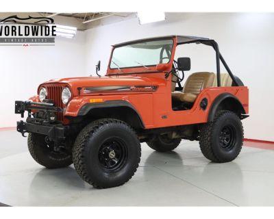 1975 Jeep CJ