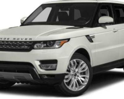 2015 Land Rover Range Rover Sport Supercharged