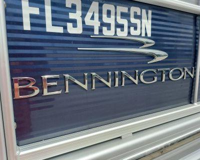 2019 Bennington 23 QCL SPS