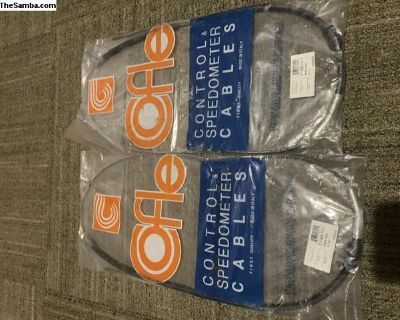 NOS Type 3 Cofle E-brake cables