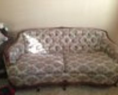Victorian Sofa /Couch