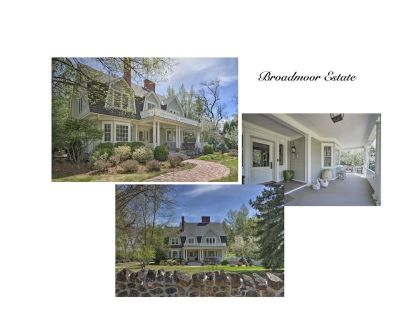 Beautiful Estate just a block away from the Broadmoor! - Southwest Colorado Springs