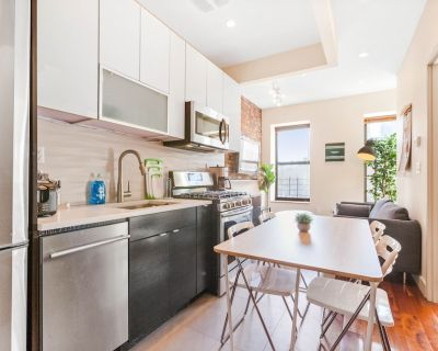 Ideal 4 Bedroom Duplex in Harlem - East Harlem