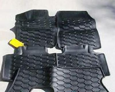 $150 OBO Floor Mats for 2011 Dodge Durango Crew with 3rd row seating