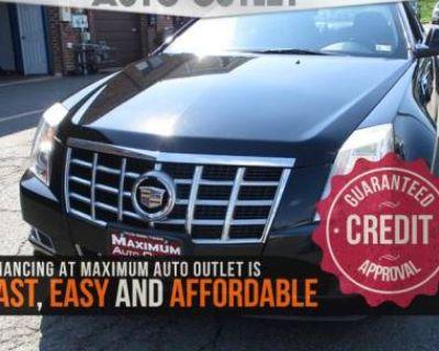 2012 Cadillac CTS Performance