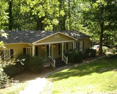 Hattiway on Lake Allatoona Includes Private Covered Dock - White