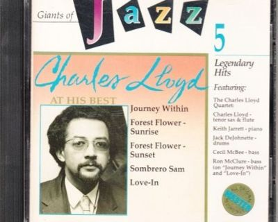 CHARLES LLOYD ~ At His Best ~ Jazz Excellent*CD !