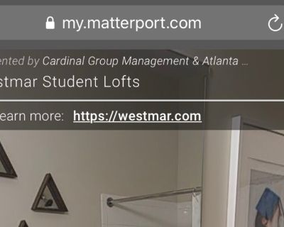 Private room with own bathroom - Atlanta , GA 30318