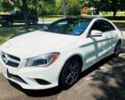 2014 Mercedes-Benz CLA-Class 4dr Coupe for Sale by Owner