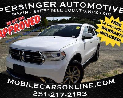 2017 Dodge Durango SXT AWD