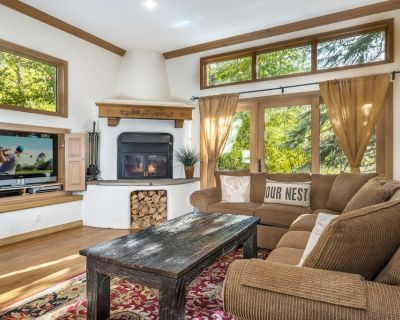 New! East Vail 4 Bedrm Duplex, Private Hot Tub, Easy Walk to Free Town of Vail Bus - Vail