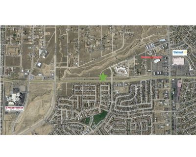10+ Acres of Retail Commercial land on Unser Blvd