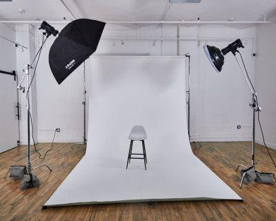 SoHo Fully Equipped Photo Studio 1000 sq ft Space, New York, NY